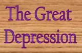 Interview with Vera Thompson by Stacy Thompson - The Depression